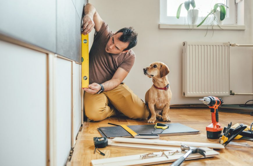 What Triggers a Homeowner's Stress When Renovating a House?